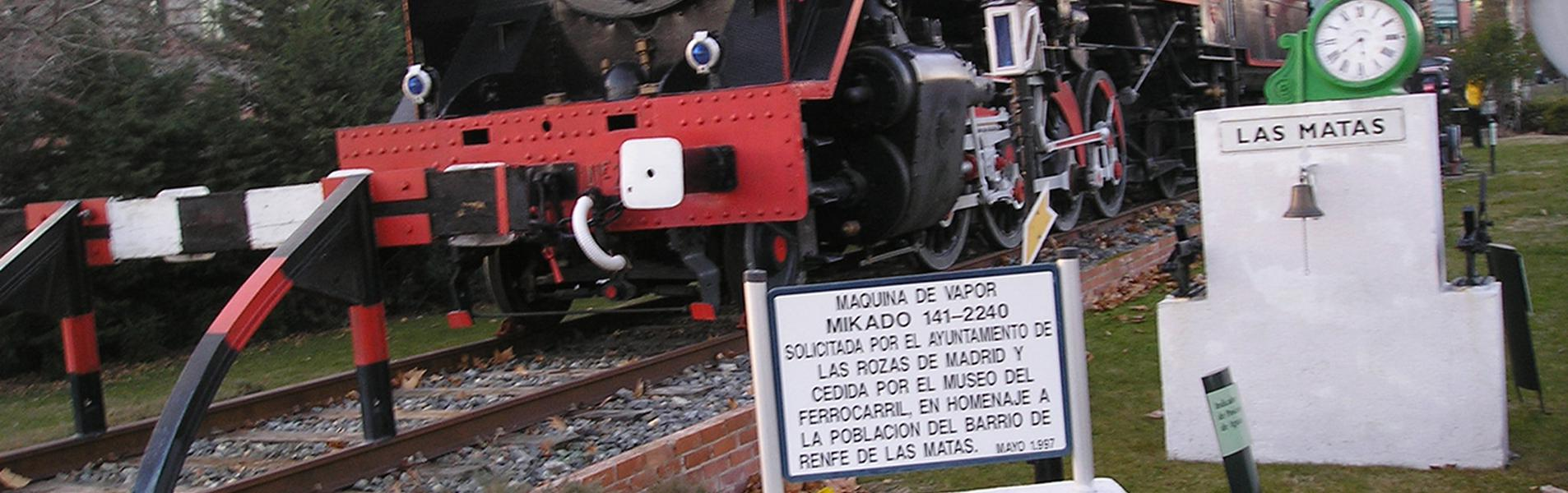 Museo de Ferrocarril de Las Matas