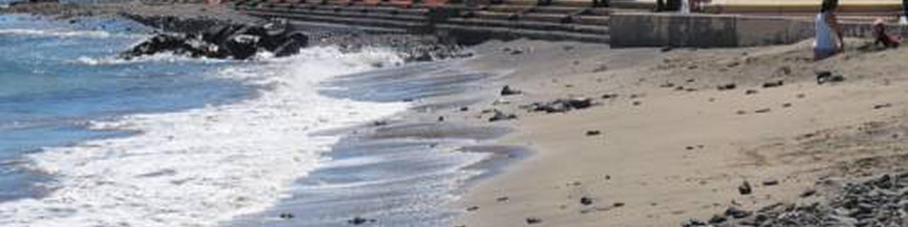 Arinaga Beach