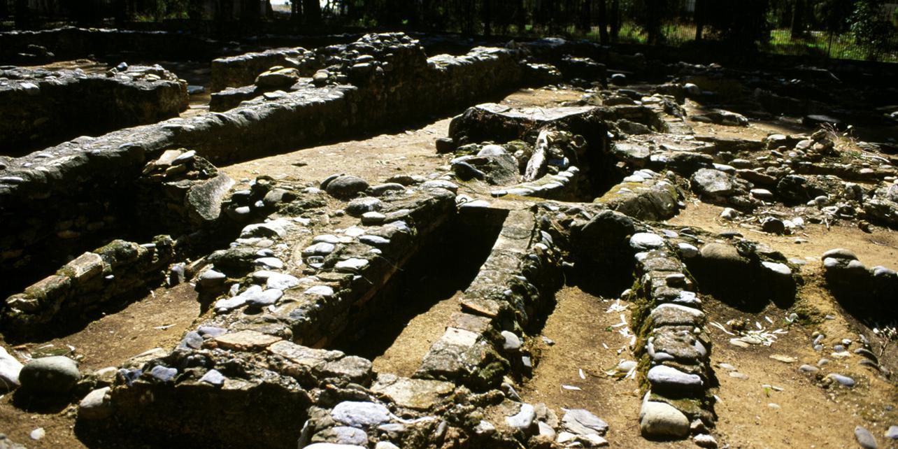 Basílica Paleocristiana Vega del Mar