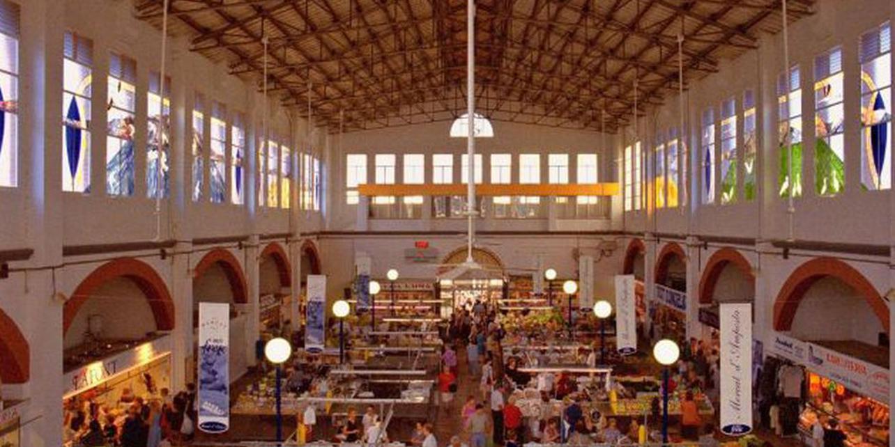 Mercado Municipal de Amposta