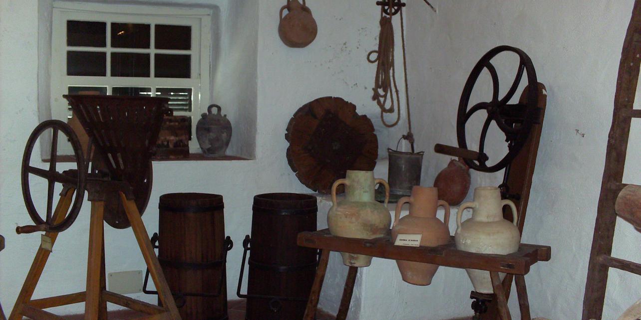 Museo etnológico Molí de Dalt