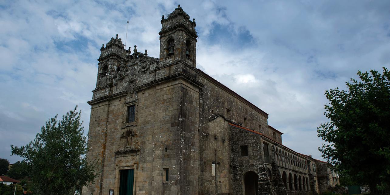 Monasterio de San Salvador de Lérez