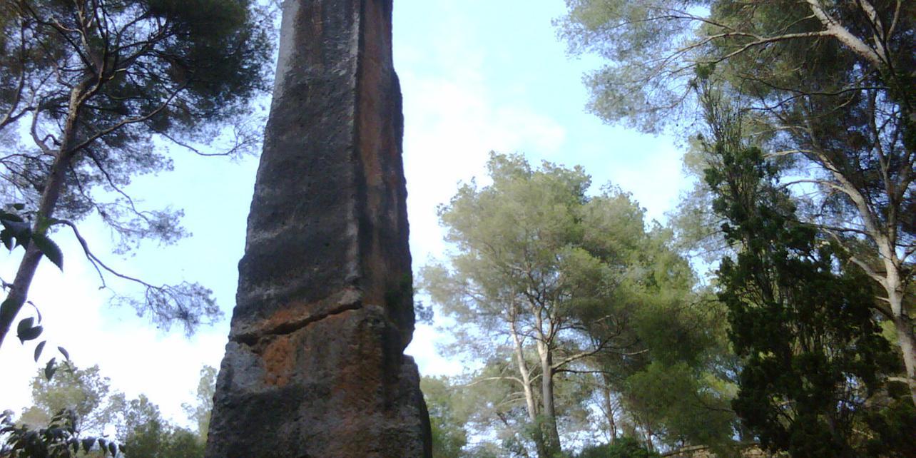 Cantera romana del Mèdol