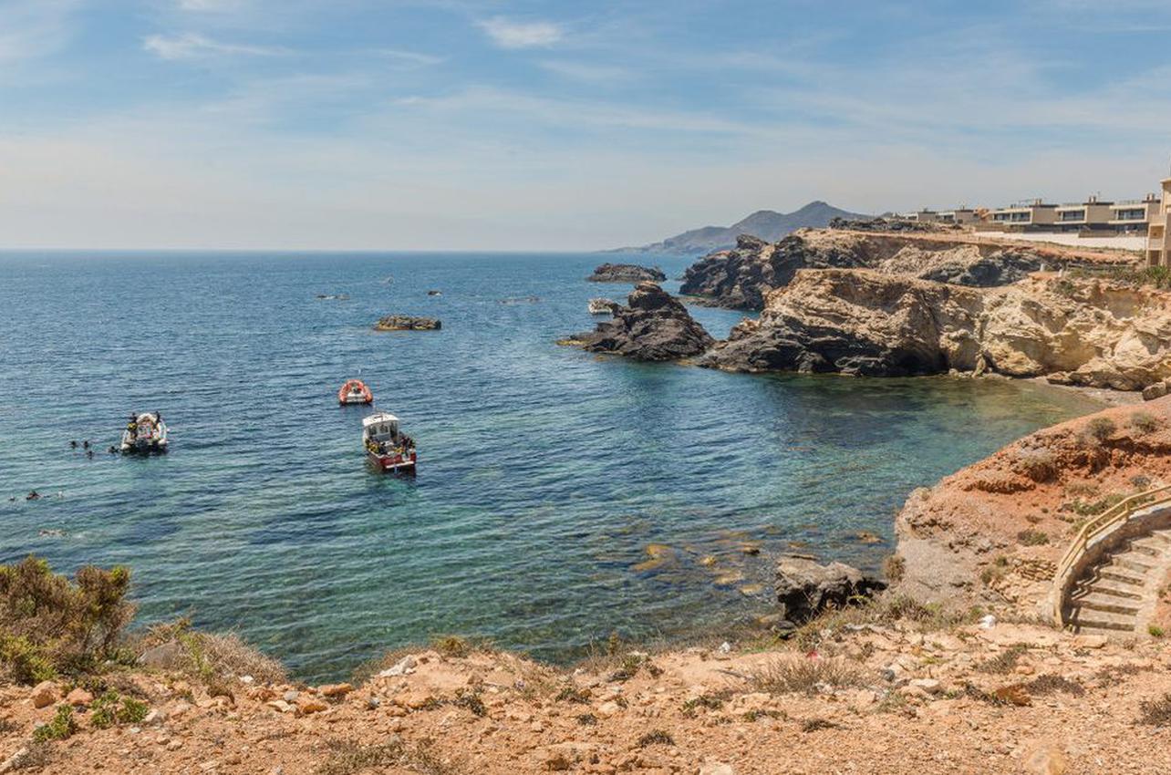 Unas playas cuya profundidad traicionera ha hecho encallar muchos barcos. Foto: Shutterstock