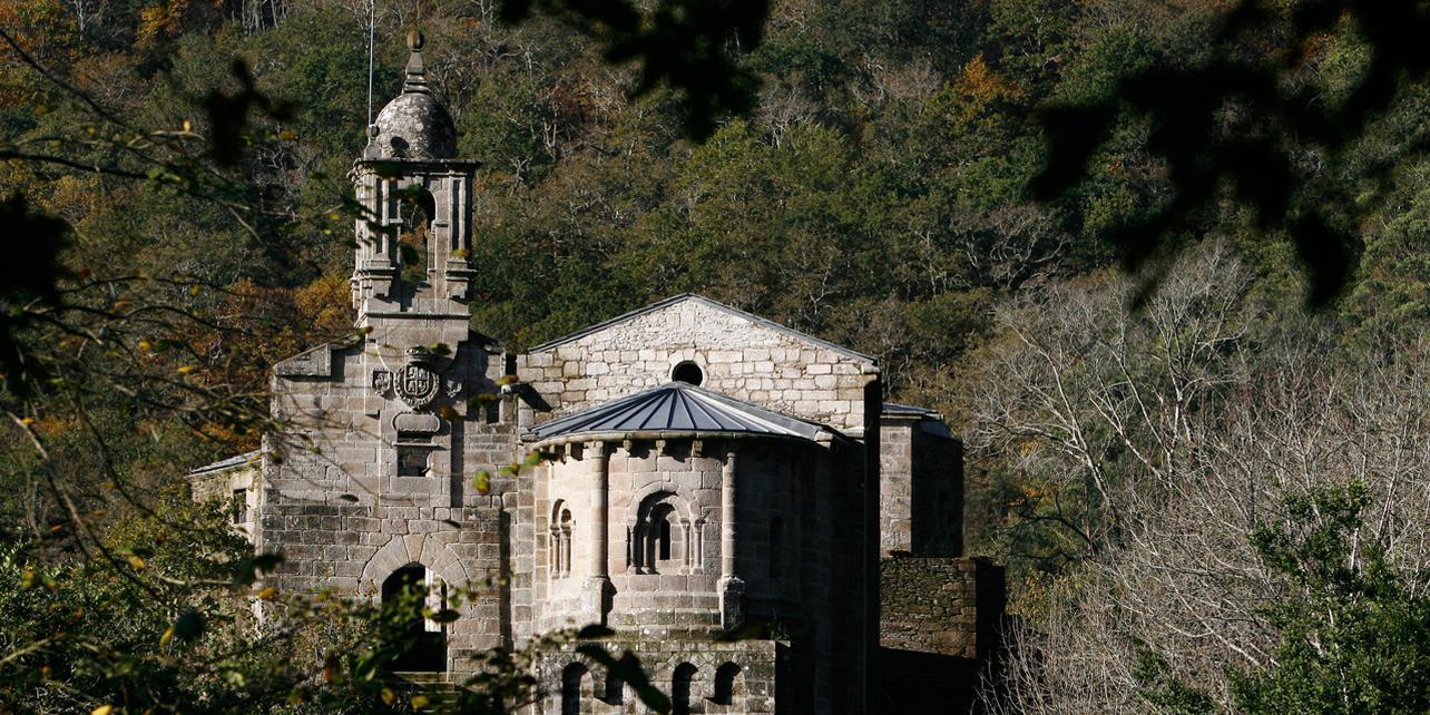 Monasterio de San Juan de Caaveiro