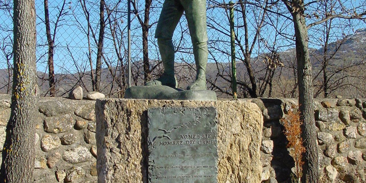 Monumento al Hombre del Campo
