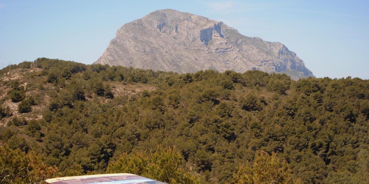 Parque Natural del Montgó