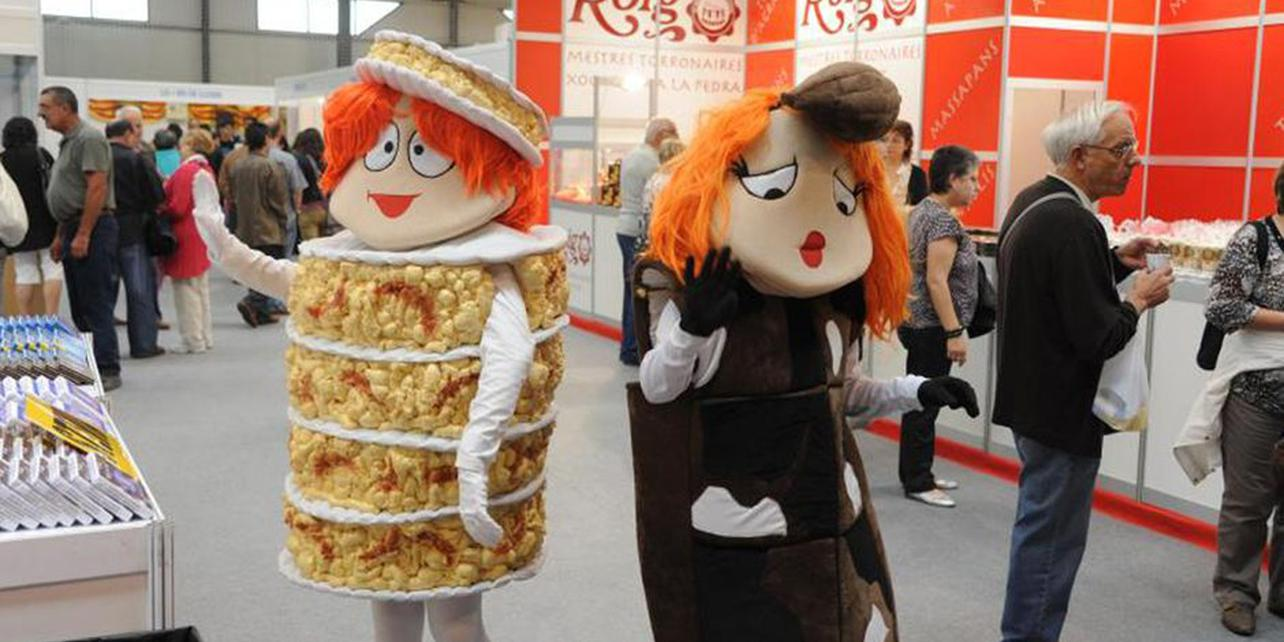 Feria del Turrón y del Chocolate a la Piedra