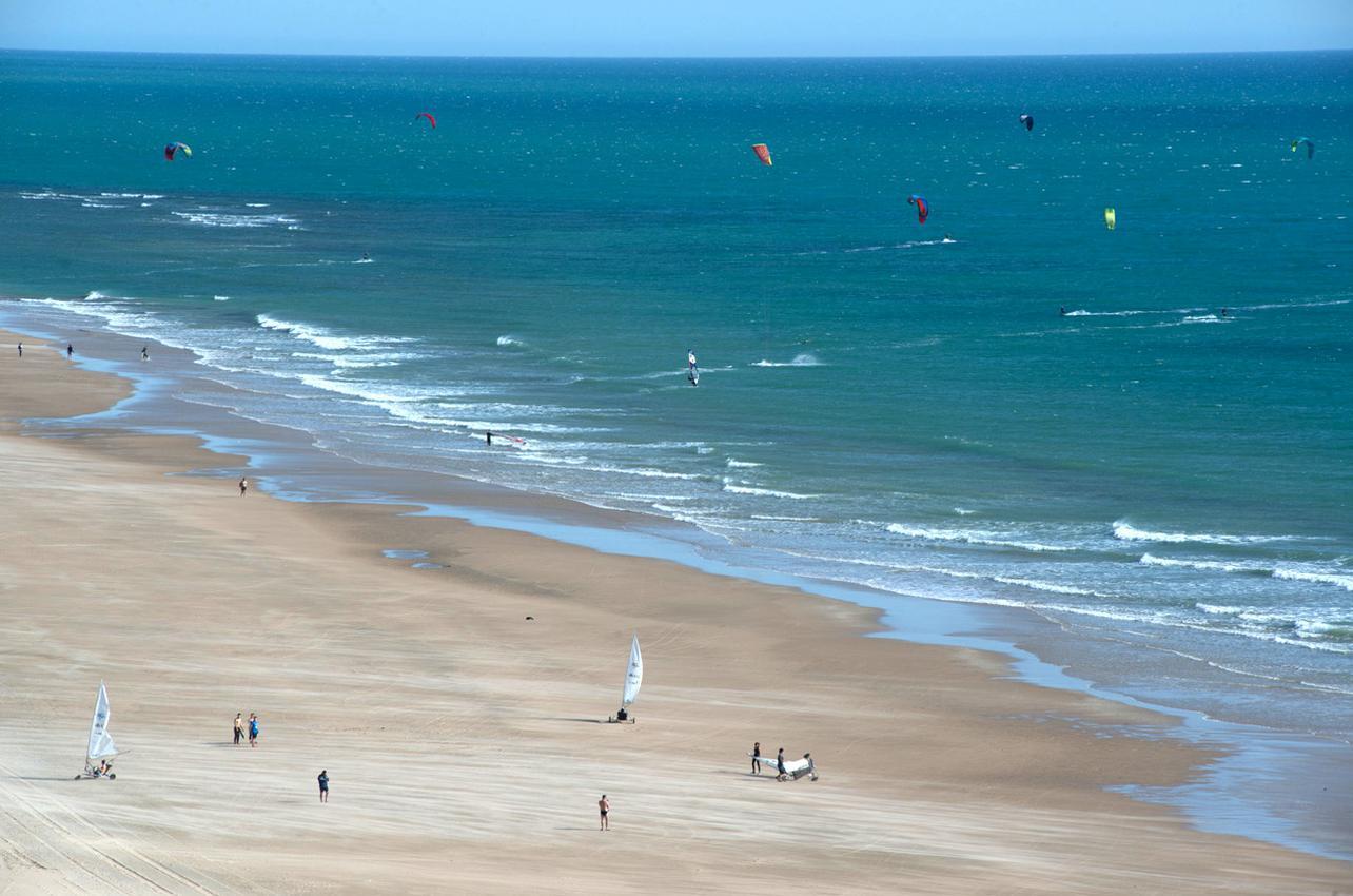 Playa de Cortadura, Cádiz. Fotografía: Gonzalo Höhr / La Factoría