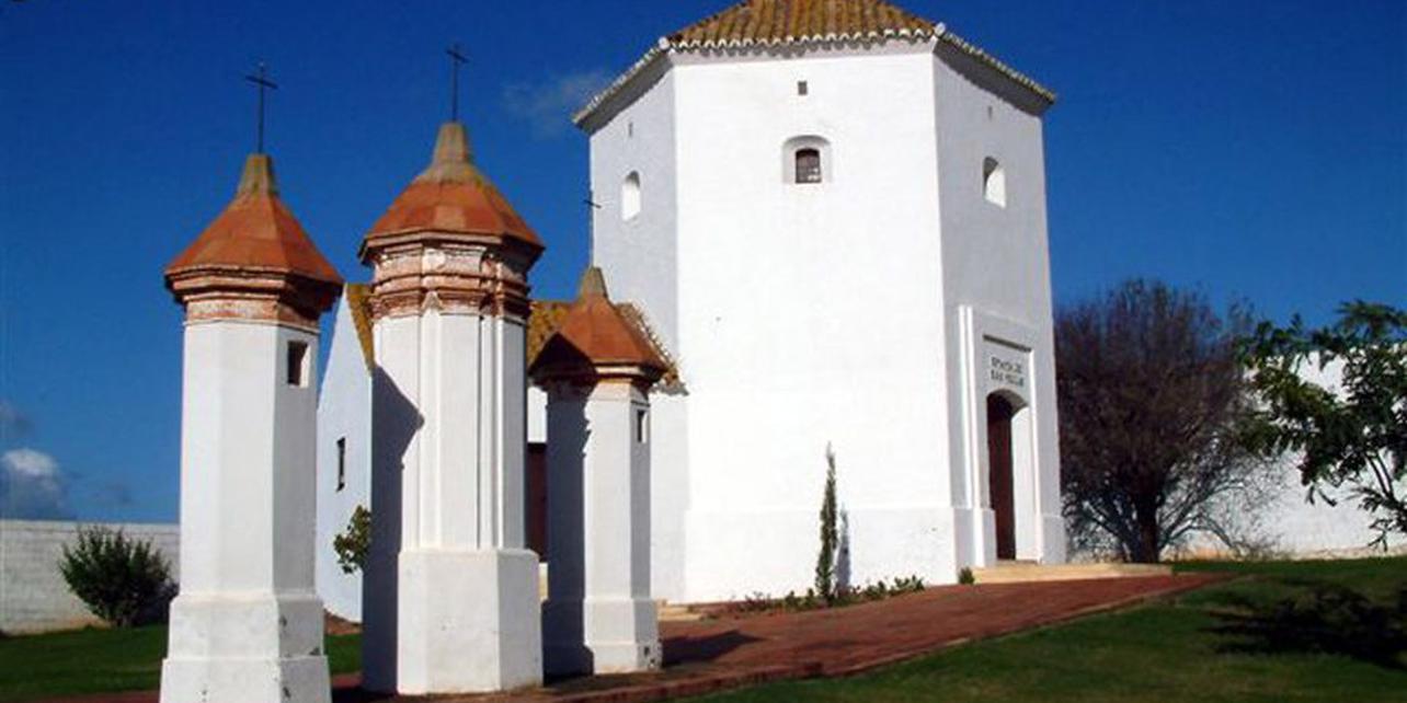 Nueva ermita de San Roque