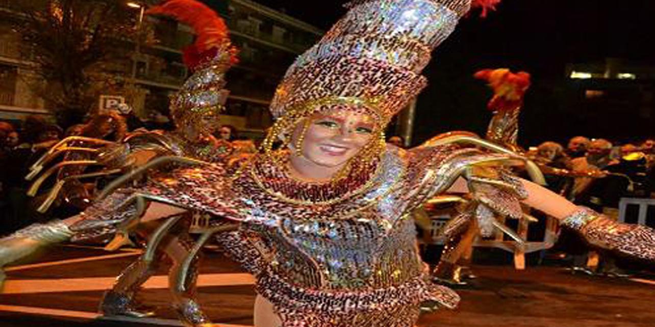 Carnaval en Pineda de Mar