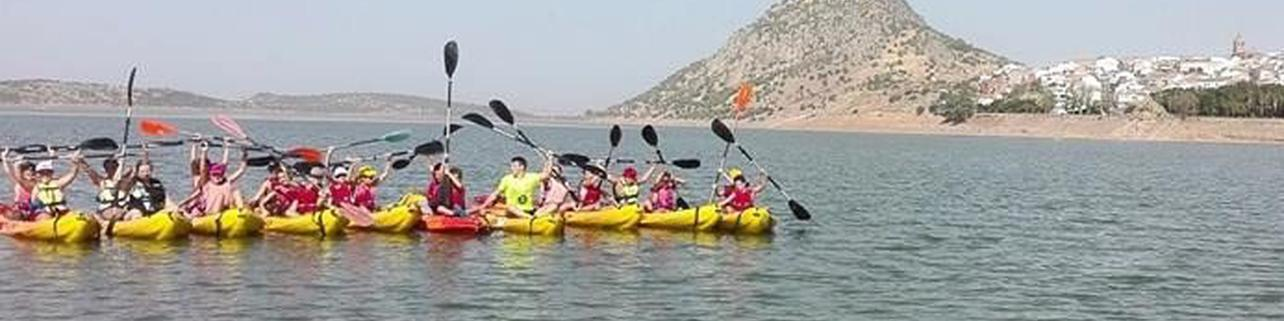 2 horas en Kayak o Paddle Surf en el Embalse de Alange
