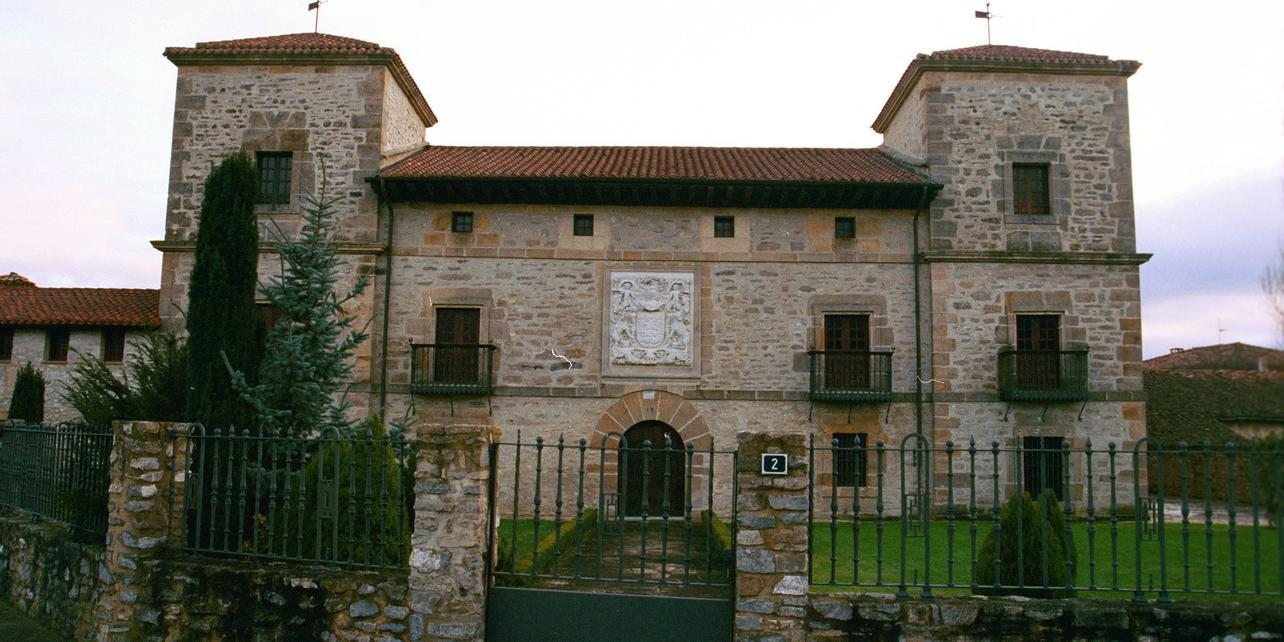 Palacio rural de los Zurbano