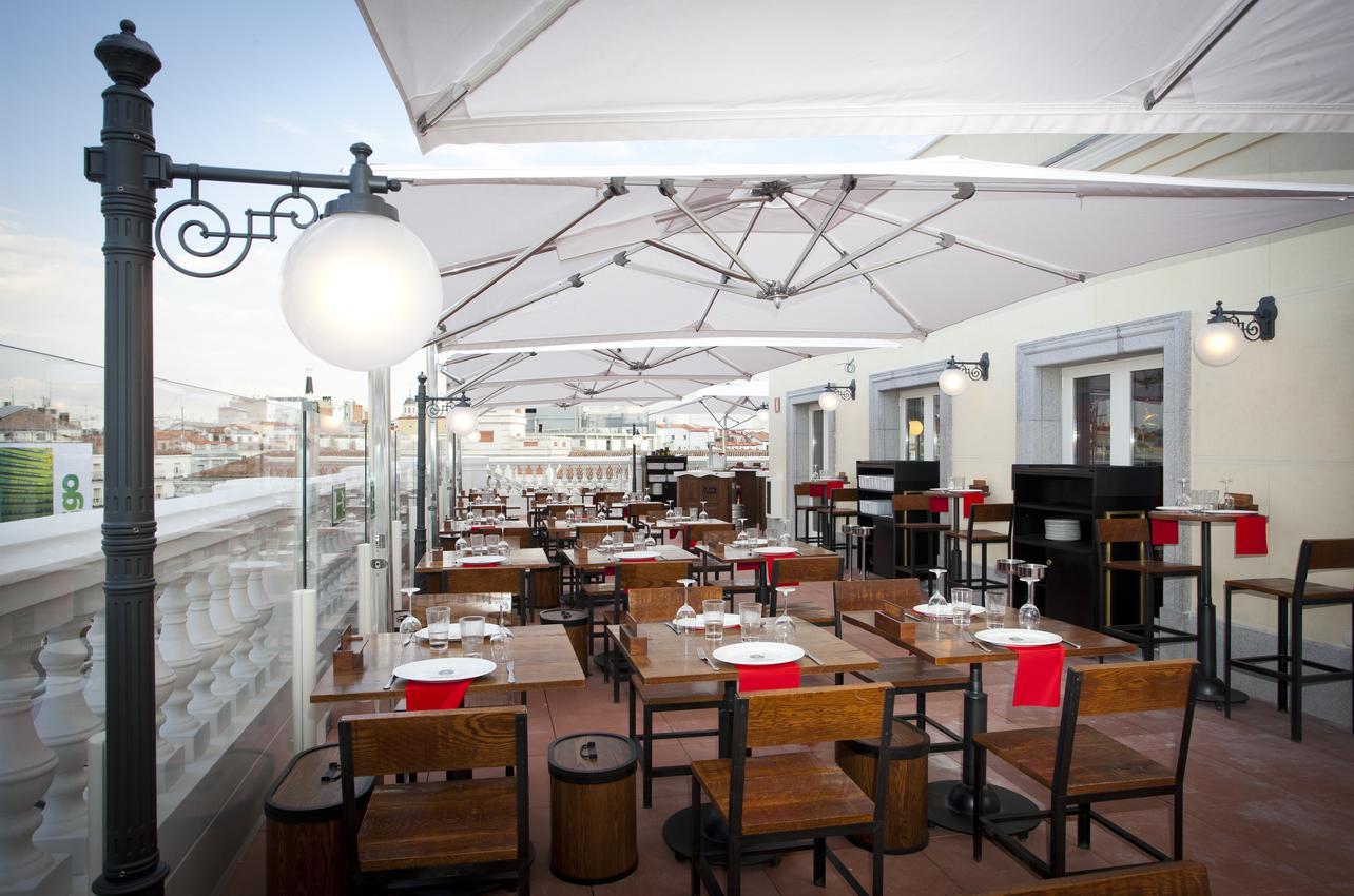 Restaurante Puertalsol En Madrid Guía Repsol