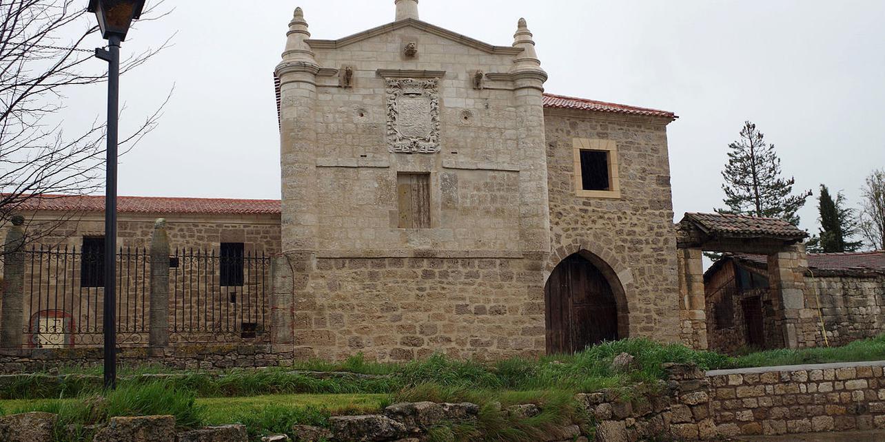 Palacio de los Barahona