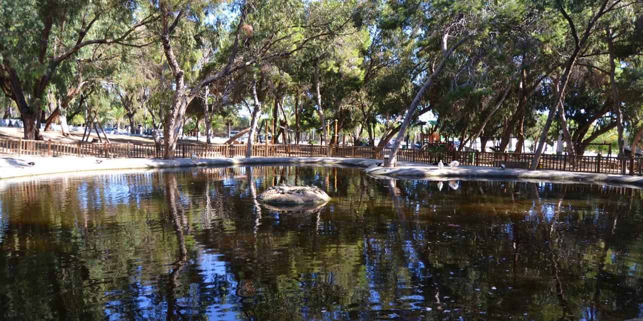 Parque Reina Sofía