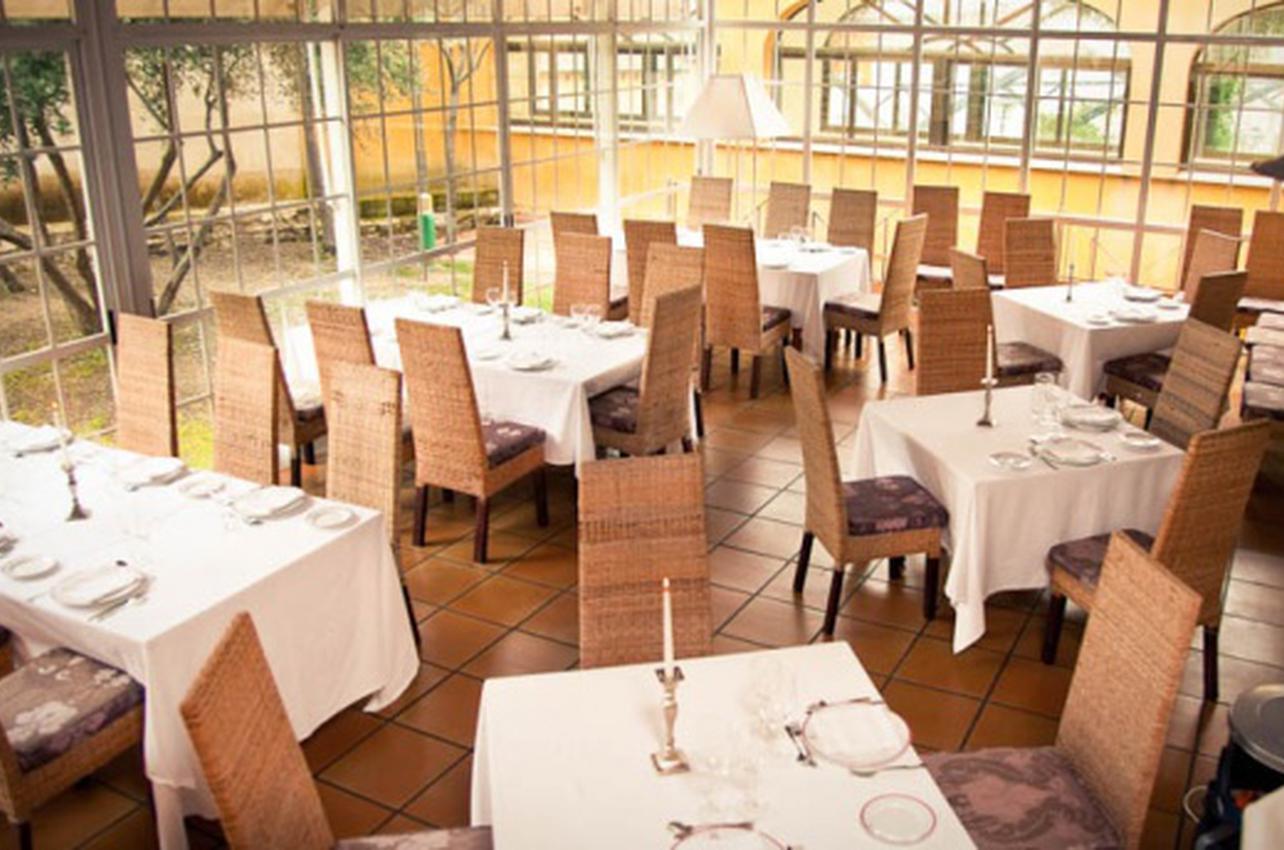 4 Estaciones - Hotel Ciudad de Ubeda