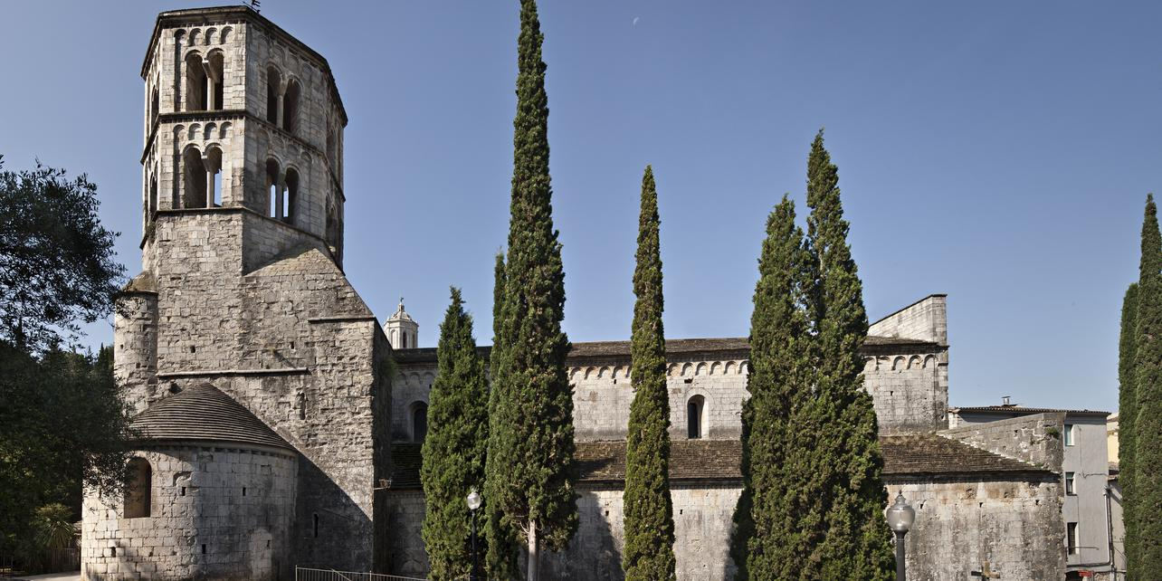 Monasterio de San Pedro de Galligants