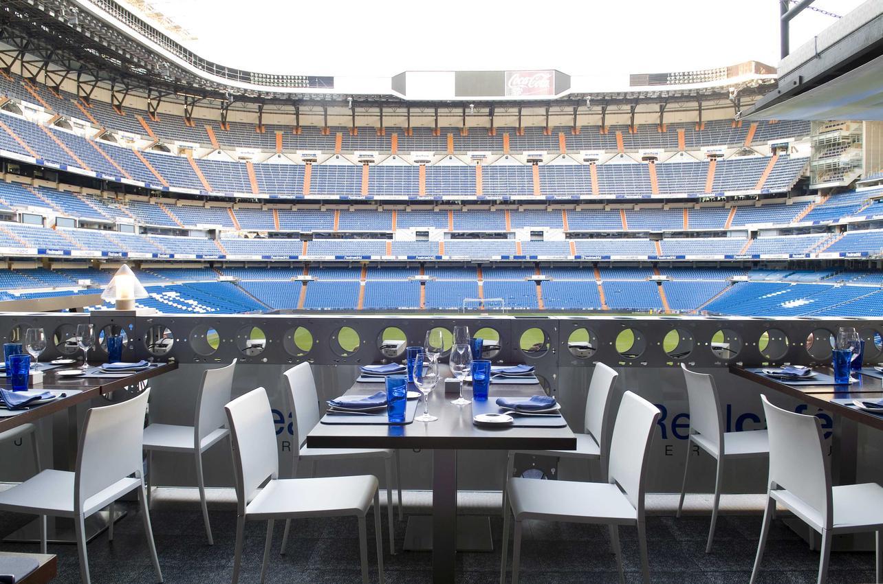 Realcafé Bernabéu