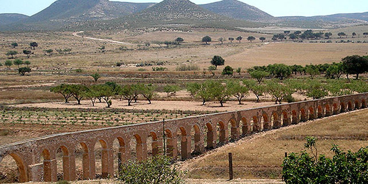 Acueducto de Fernán-Pérez