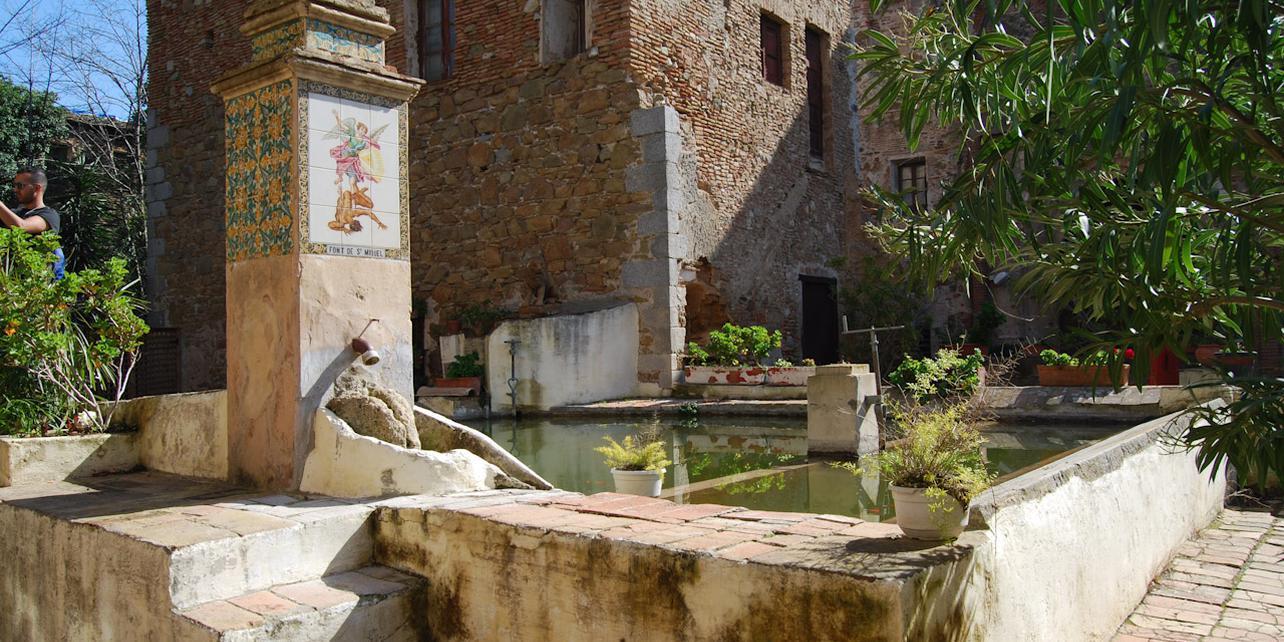 Monasterio de San Jeroni de la Murtra