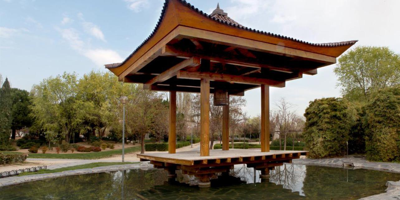 Parque Jardin de La Vega