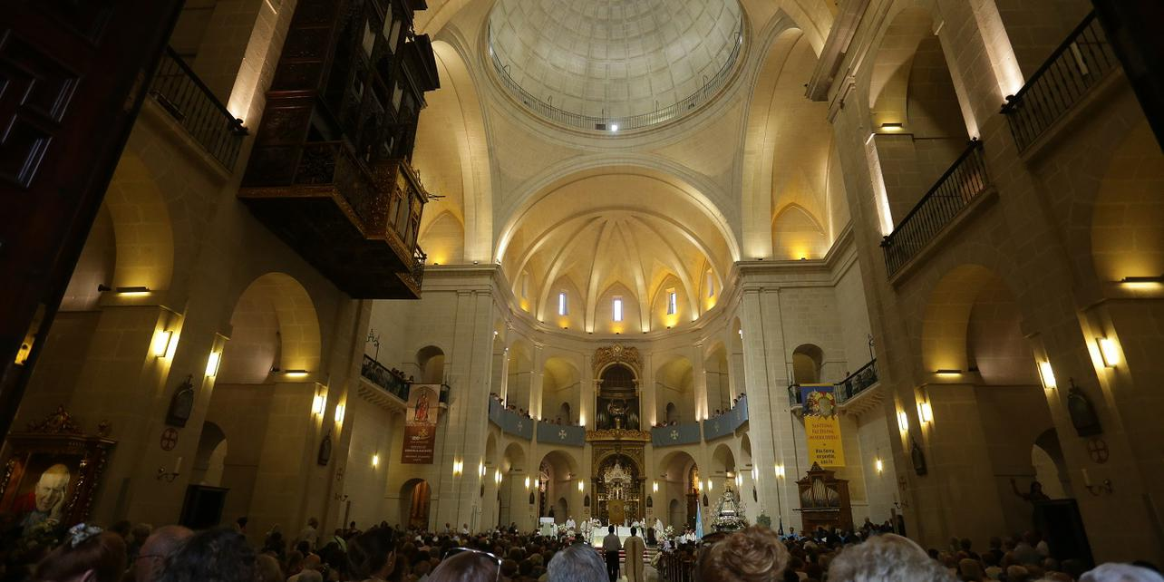 Concatedral de San Nicolás de Bari