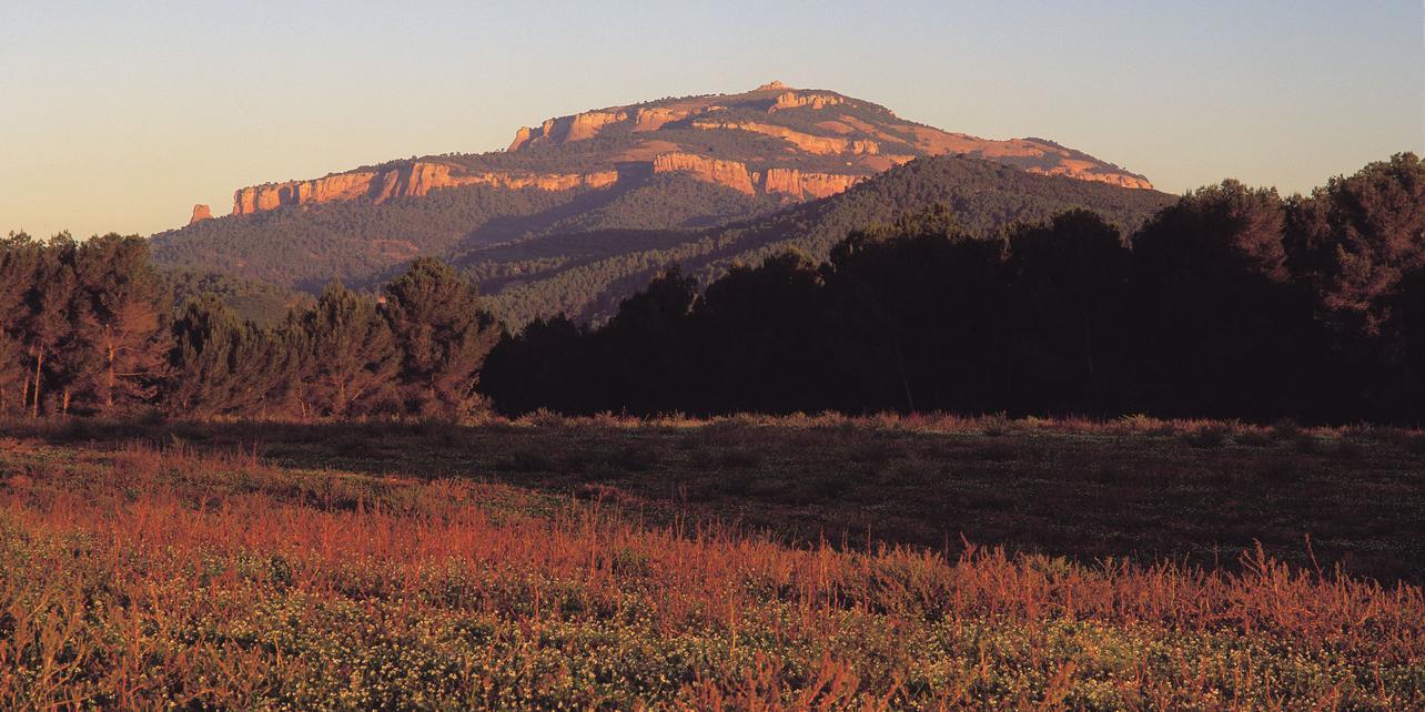 Parque natural de Sant Llorenç del Munt i l'Obac