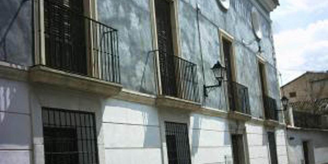 Casa del conde de Campillos