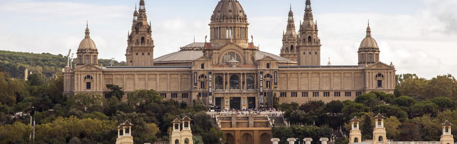 Museo Nacional de Arte de Cataluña (Palau Nacional)