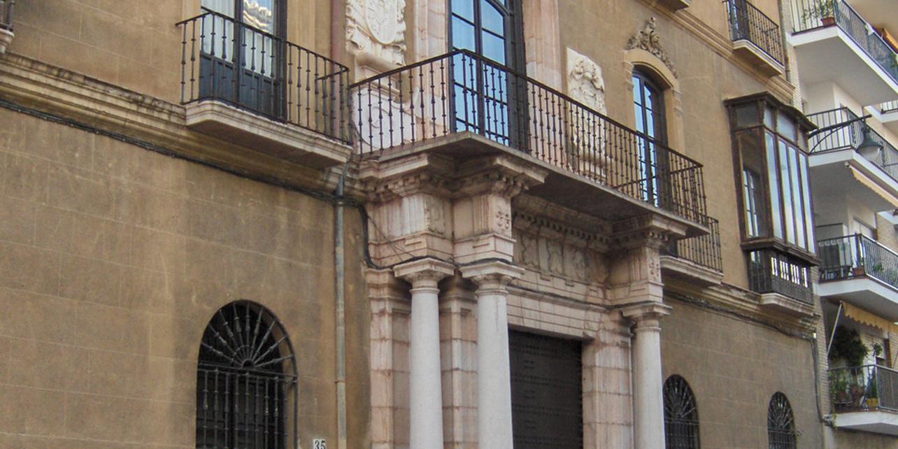 Palacio del Marqués de Villadarias