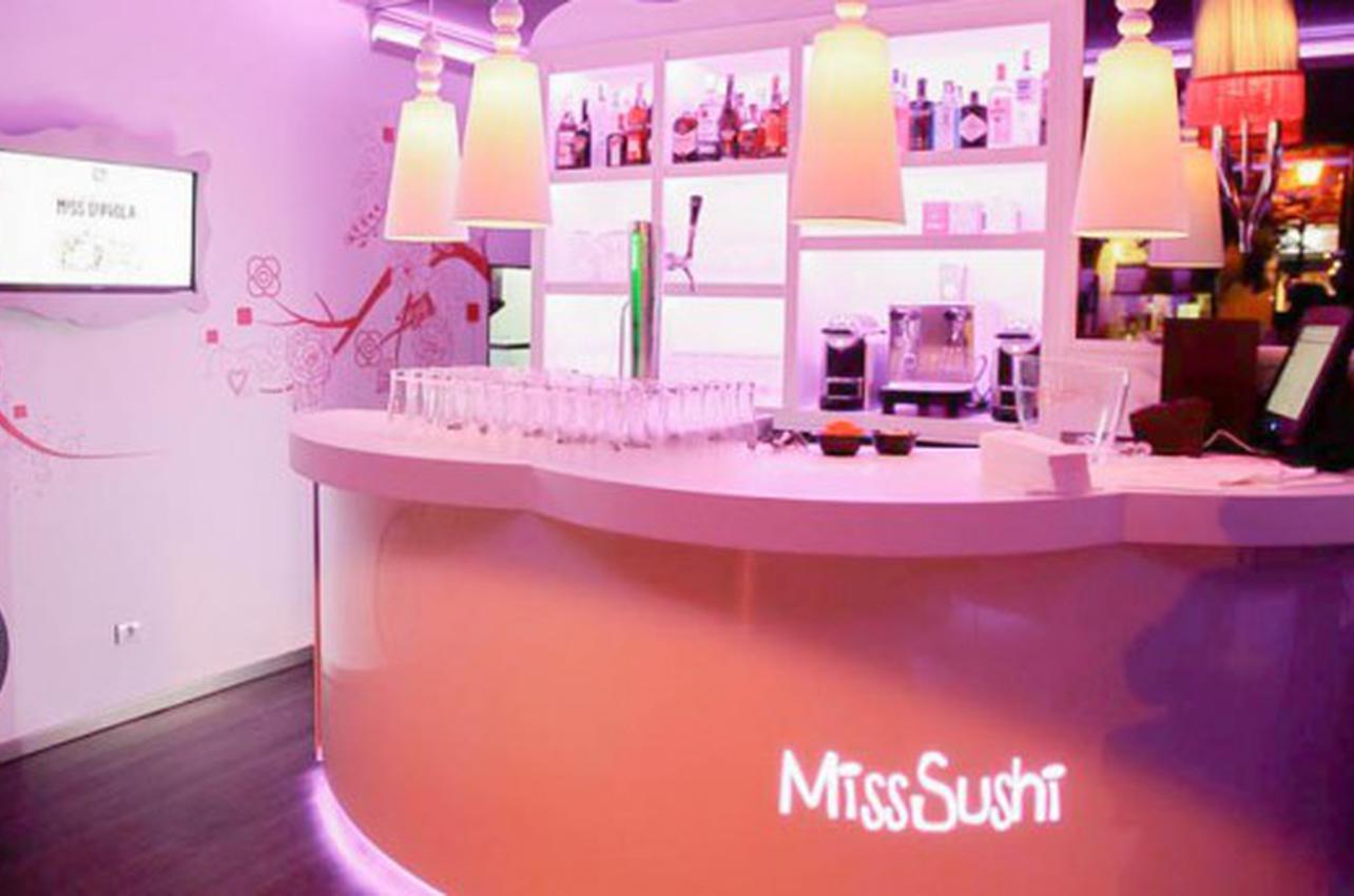 Miss Sushi - San Pablo