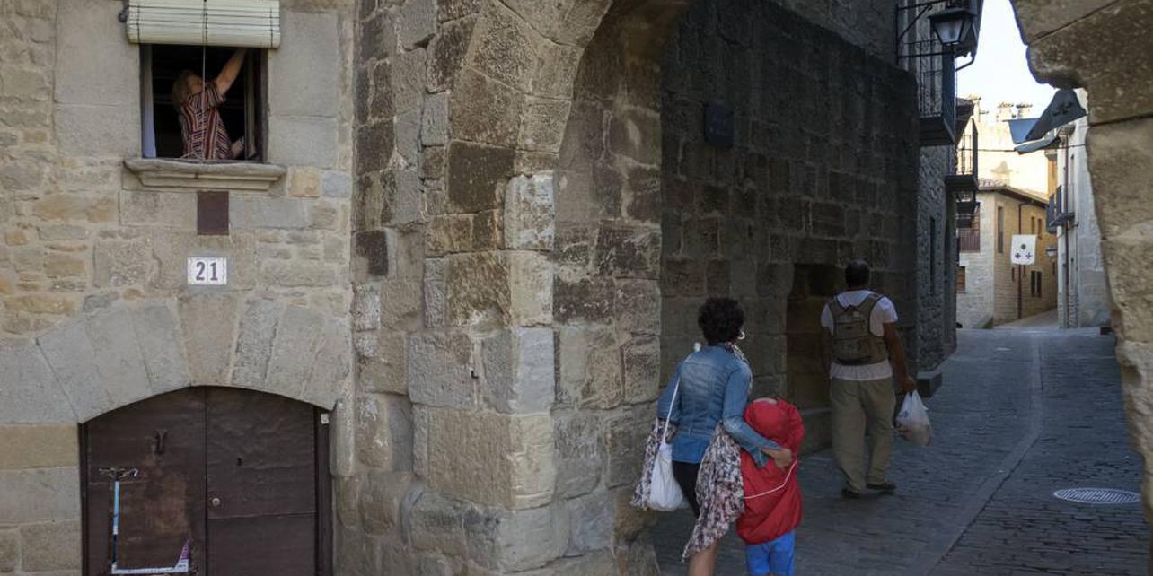 Muralla de Sos del Rey Católico