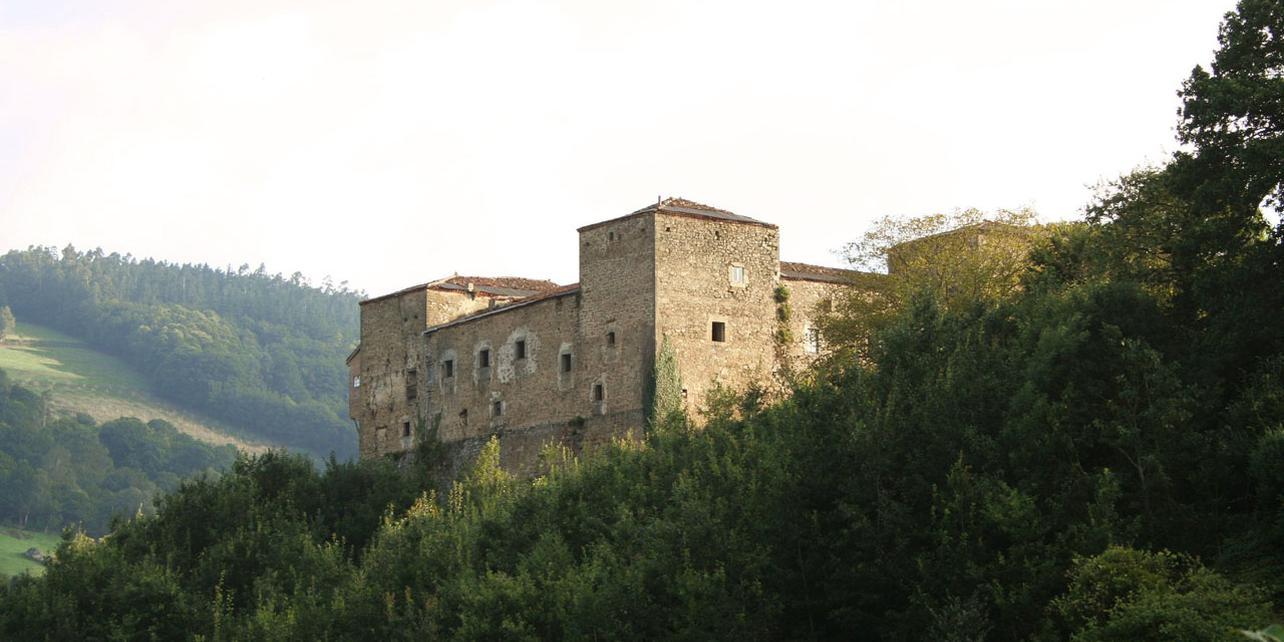 Palacio de Cienfuegos de Peñalba
