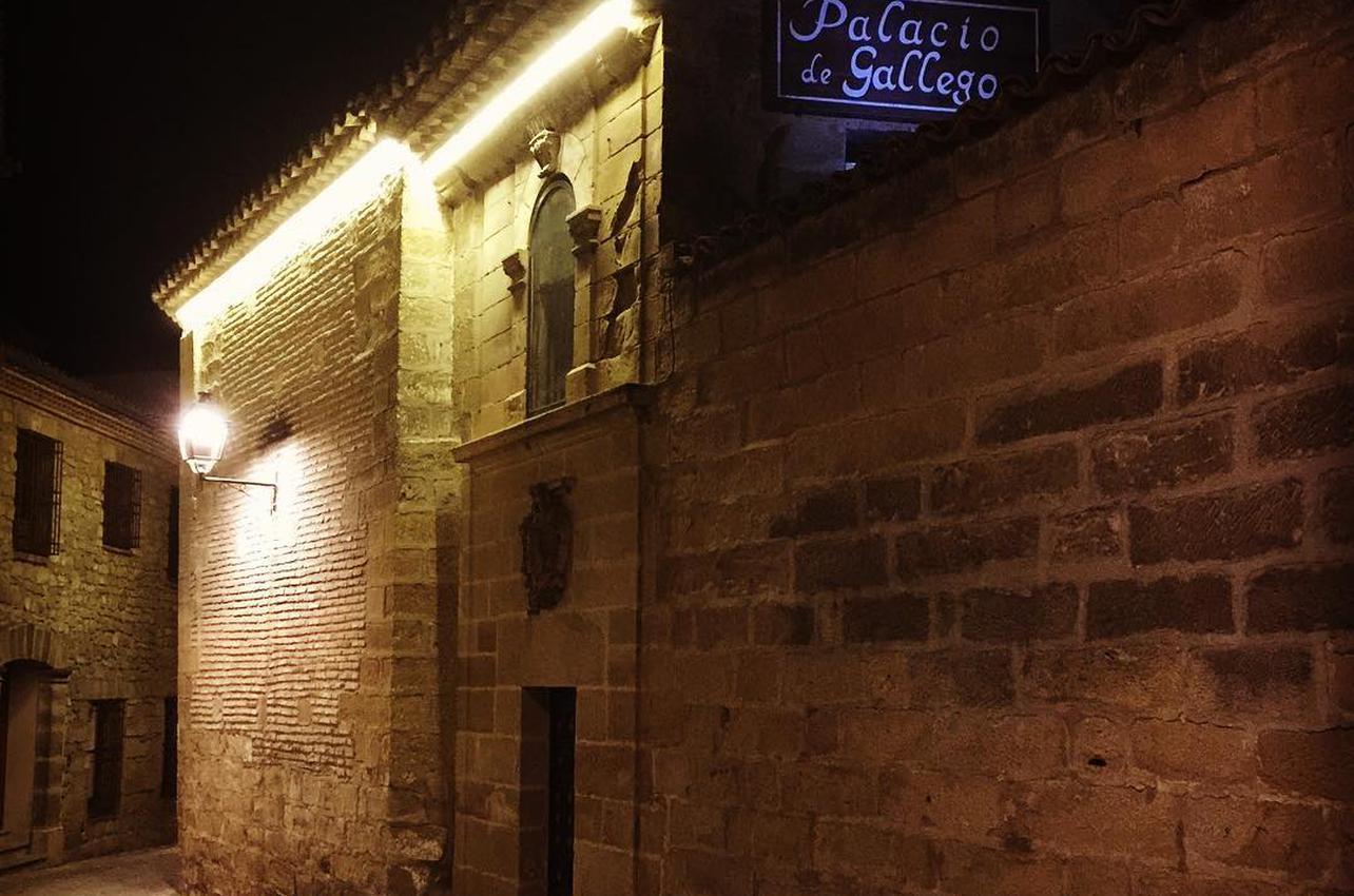Palacio de Gallego