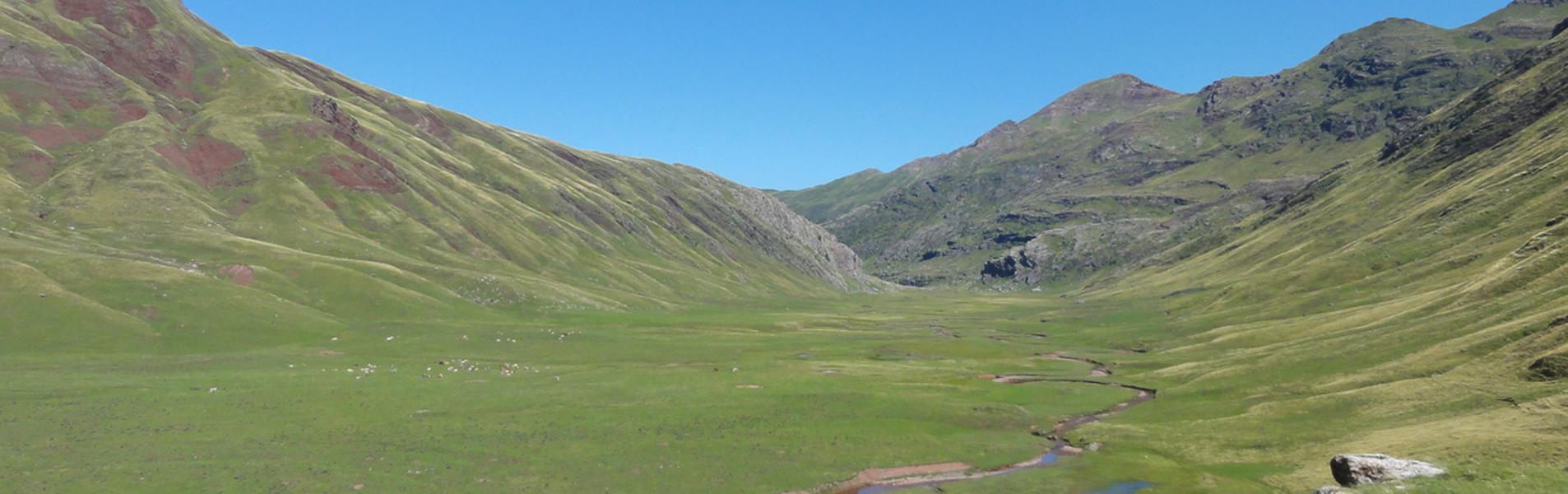 Nacimiento del Río Aragón Subordán