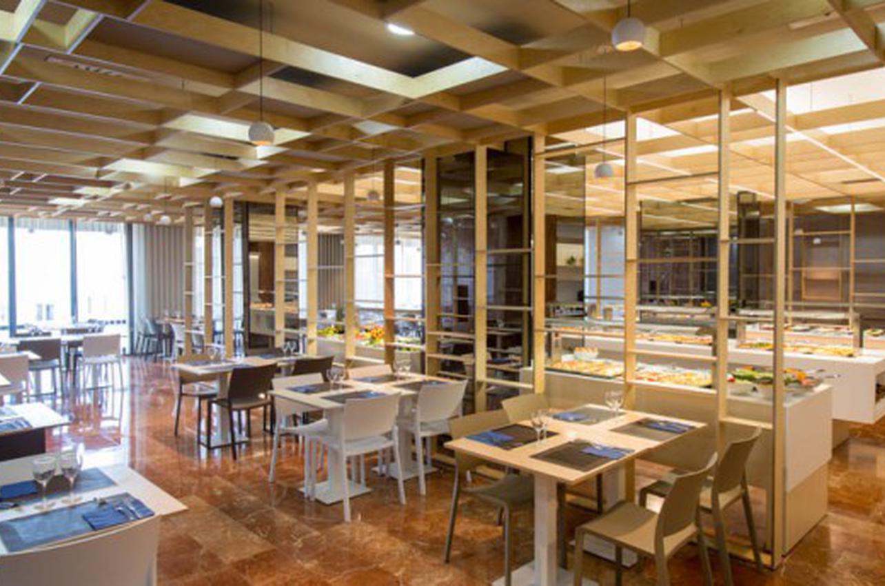 Nereidas, Buffet de Cocina Mediterránea