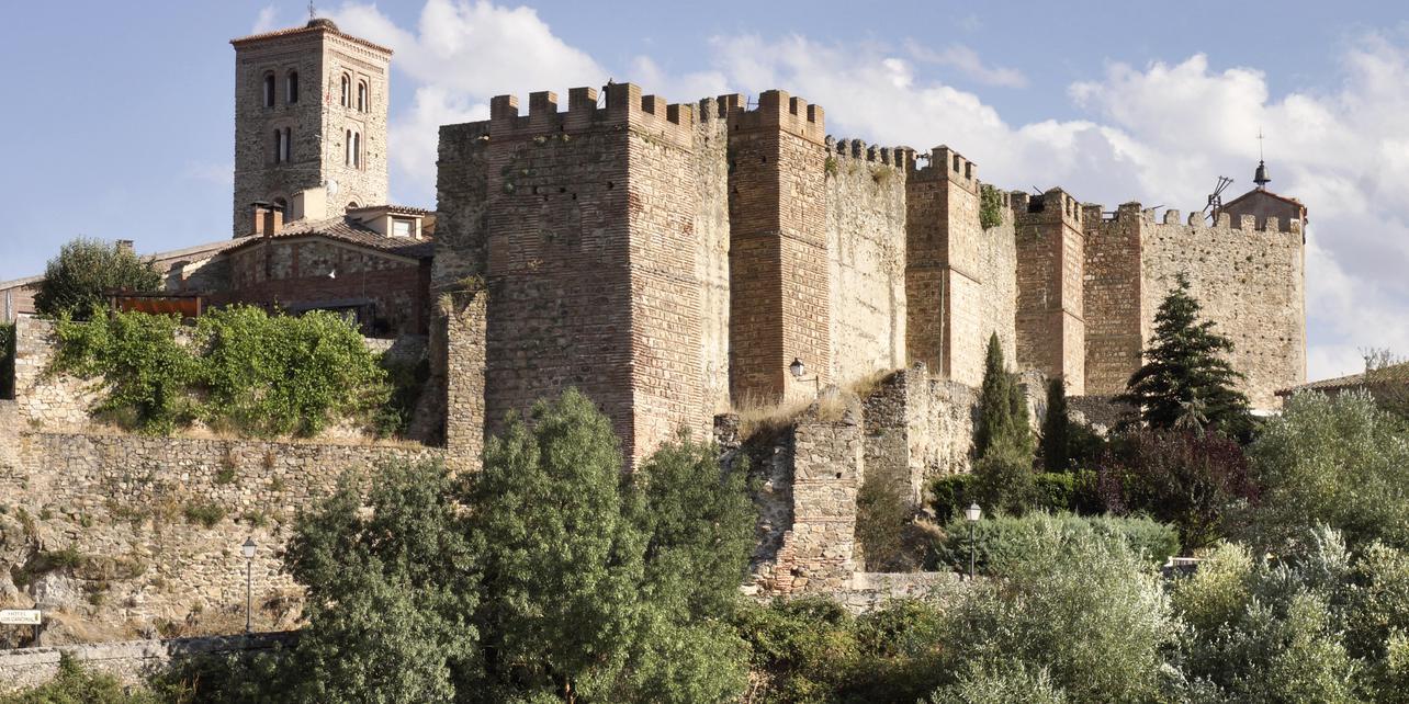 Resultado de imagen de Castillo de Buitrago de Lozoya