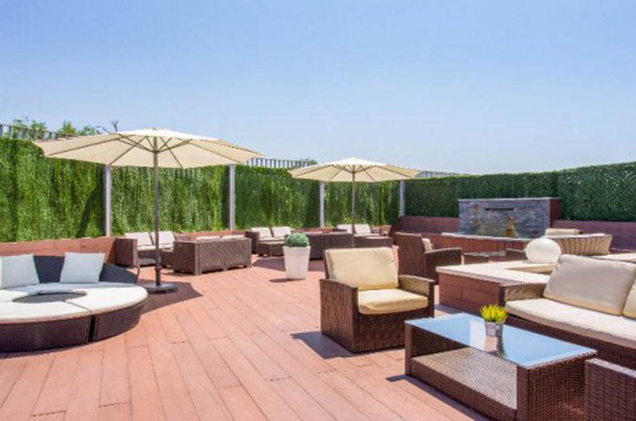 Nature - Hotel Crowne Plaza Madrid