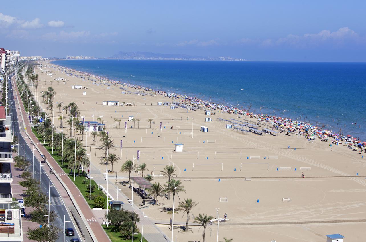 Playa Gandía. (Foto: Alex Oltra.)