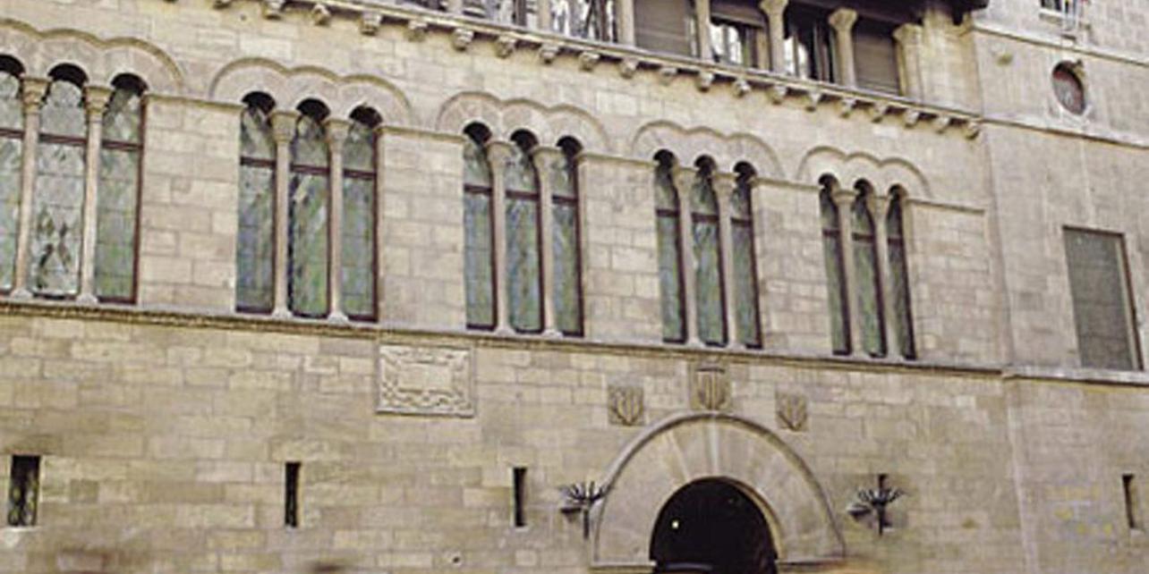 Palacio de la Paería