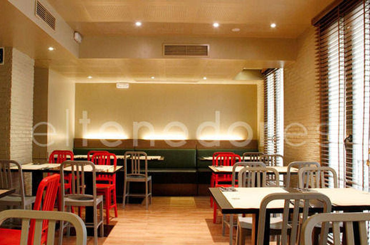 New York Burger - Recoletos