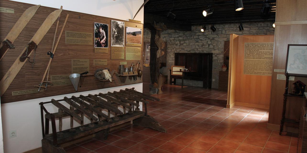 Museo Etnográfico de Irubidaur