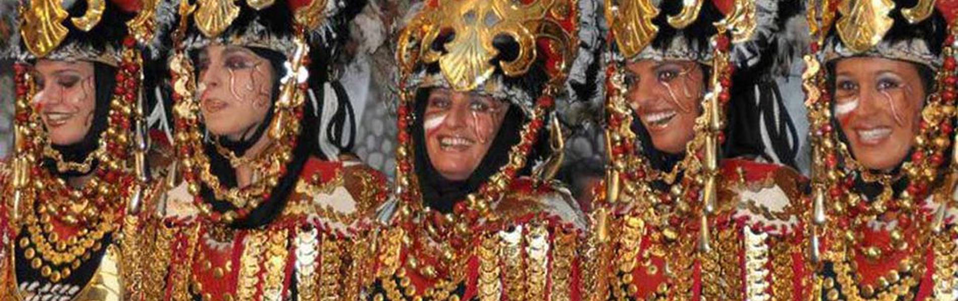 Moros y Cristianos de la Vila de Alzira