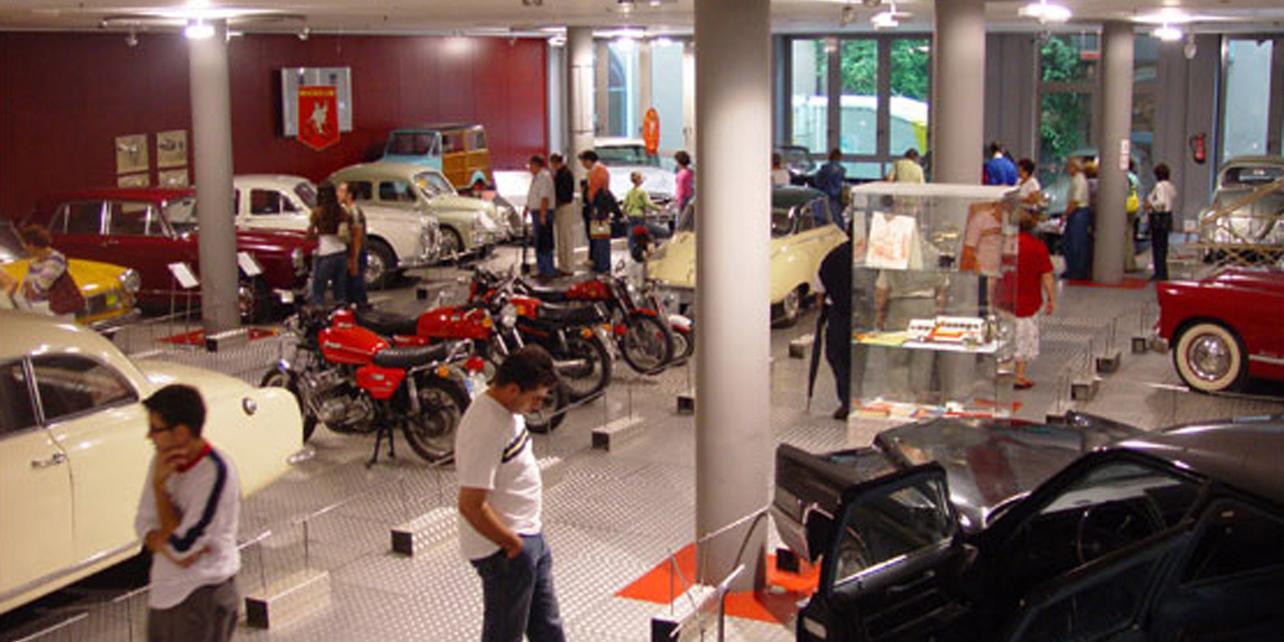 Museo de la Historia de la Automoción