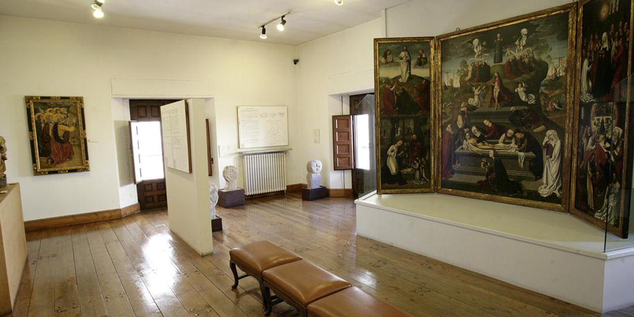 Casa de los Deanes-Museo Provincial