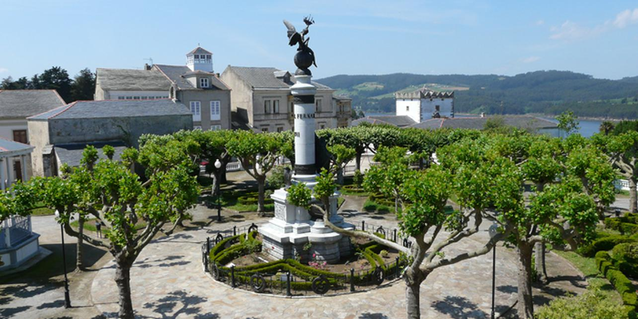 Monumento a Fernando Villaamil