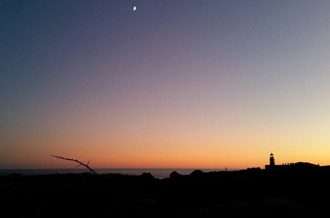 Navegación nocturna en velero por el P.N. Islas Atlánticas