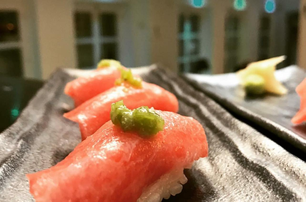Óleo Mediterránea  (Sushi-Bar)