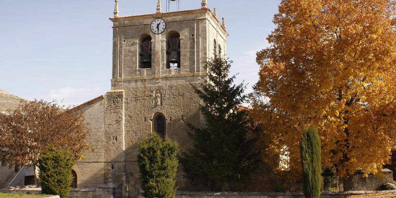 Iglesia de Avellanosa del Páramo